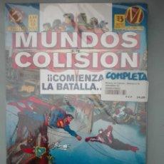 Cómics: MUNDOS EN COLISIÓN COMPLETA #. Lote 155768250