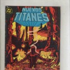 Cómics: NUEVOS TITANES-DC-ZINCO-AÑO 1984-COLOR-FORMATO GRAPA-Nº 35-ENCRUCIJADA. Lote 155777758