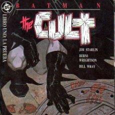 Cómics: COLECCIÓN THE CULT-BATMAN-COMPLETA. Lote 155963434