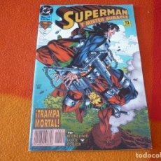 Cómics: SUPERMAN VOL. 3 Nº 30 ( MICHELINIE ) ¡BUEN ESTADO! DC ZINCO. Lote 156029514