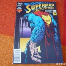 Cómics: SUPERMAN EL HOMBRE DE ACERO Nº 12 ( LOUISE SIMONSON ) ¡BUEN ESTADO! DC ZINCO . Lote 156029930