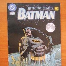 Cómics: BATMAN - ESPECIAL Nº 1 - DETECTIVE COMICS PRESENTA - DC - ZINCO (GB). Lote 156069978