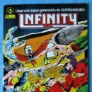 Cómics: INFINITY Nº 4 - ZINCO 1986 ''MUY BUEN ESTADO''. Lote 156448106