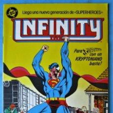 Comics: INFINITY Nº 5 - ZINCO 1986 ''MUY BUEN ESTADO''. Lote 156448126