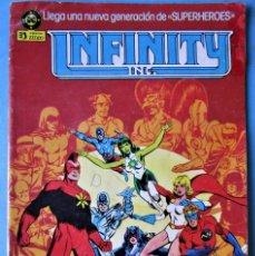 Cómics: INFINITY Nº 1 - ZINCO 1986. Lote 156448162