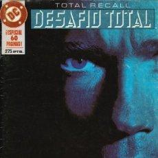 Cómics - DESAFÍO TOTAL - ZINCO / NÚMERO ÚNICO (ADAPTACIÓN FILM) - 156550762