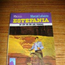 Cómics: (TC-161) NOVELA ESTEFANIA COLECCION JINETE Nº 22. Lote 156573386