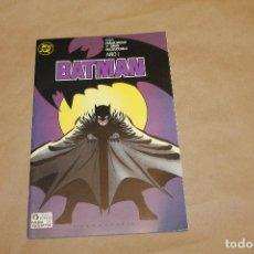 Cómics: BATMAN Nº 2, 125 PYAS, EDITORIAL ZINCO. Lote 156608230