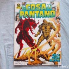 Cómics: LA COSA DEL PANTANO VOL-1 Nº 4. ZINCO. Lote 156640450