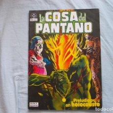 Cómics: LA COSA DEL PANTANO VOL-1 Nº 9. ZINCO. Lote 156641390