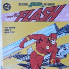 Cómics: EL NUEVO FLASH Nº 1, ESPECIAL LEGENDS - MIKE BARON / JACKSON GUICE. Lote 156657626