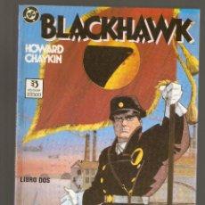 Comics: BLACKHAWK - Nº 2 LIBRO DOS - EDICIONES ZINCO - 1986 -. Lote 156903534
