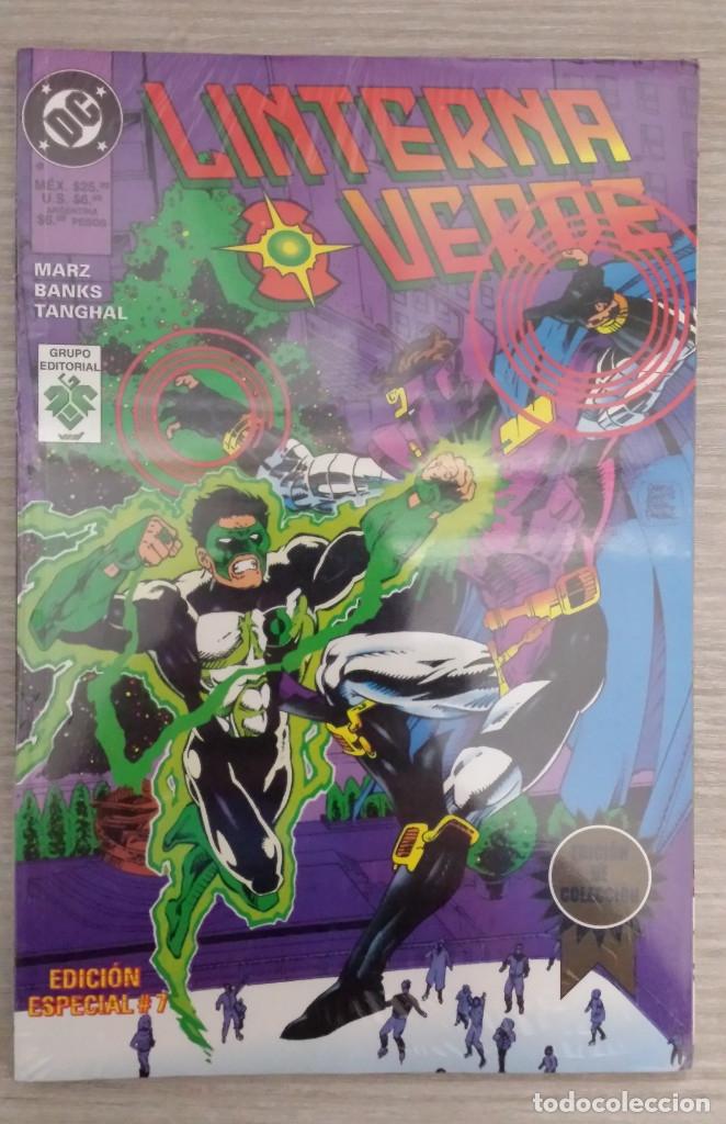 LINTERNA VERDE - GREEN LANTERN ESPECIAL NÚMERO 7 RÚSTICA (EDITORIAL VID) (Tebeos y Comics - Zinco - Prestiges y Tomos)
