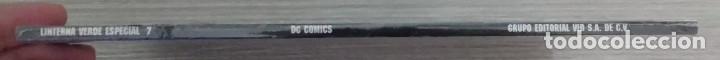 Cómics: LINTERNA VERDE - GREEN LANTERN ESPECIAL NÚMERO 7 RÚSTICA (EDITORIAL VID) - Foto 3 - 63674979