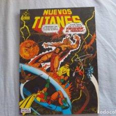 Cómics: NUEVOS TITANES VOL-1 Nº 6. ZINCO. Lote 157851822