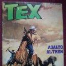 Cómics: TEX OESTE Nº 6 ZINCO COMIC 1983 NUEVO ASALTO AL TREN G. L. BONELLI. Lote 157915770
