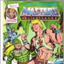 Cómics: MASTERS DEL UNIVERSO 4 COMICS Nº 3-11-19-20 ZINCO 1987-88 MATTEL. Lote 157963138