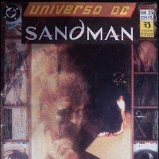 Cómics: UNIVERSO DC : SANDMAN Nº 25 DE GAIMAN & KIETH & DRINGENBERG EDICIONES ZINCO. Lote 158226378