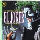 Cómics: LAS MEJORES HISTORIAS DEL JOKER JAMÁS CONTADAS (VARIOS AUTORES). Lote 158235394