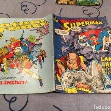 Cómics: SUPERMAN VOL 1 Nº 5 EDICIONES ZINCO -LANA LANG ESTATUA DE PIEDRA . Lote 158417798