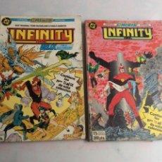 Cómics: INFINITY - LOTE 2 TOMOS CONTIENEN Nº 11 AL 18 - EDICIONES ZINCO. Lote 158446810