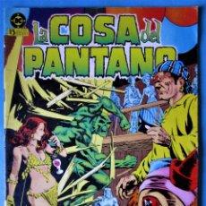 Cómics: LA COSA DEL PANTANO VOL.1 - Nº 7 - ZINCO 1985. Lote 197793870