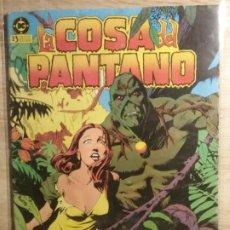 Comics: LA COSA DEL PANTANO 8 PRIMERA EDICIÓN #. Lote 158552570