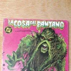 Comics: COMIC DE**. LA COSA DEL PANTANO . ** .N. 1 . . AÑO 1988. Lote 158554946