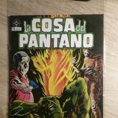 Cómics: LA COSA DEL PANTANO 9 PRIMERA EDICIÓN #. Lote 158562926