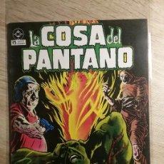 Cómics: LA COSA DEL PANTANO 9 PRIMERA EDICIÓN #. Lote 158563354