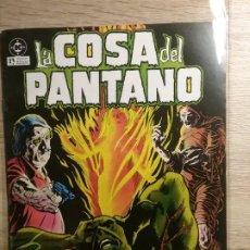 Comics: LA COSA DEL PANTANO 9 PRIMERA EDICIÓN #. Lote 158564150
