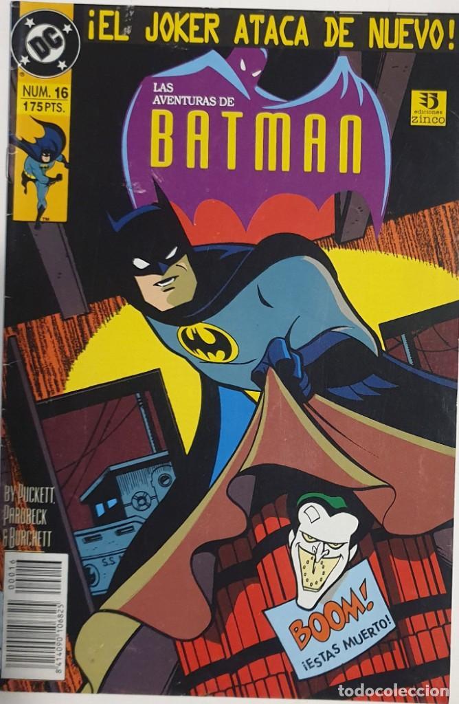 Cómics: Lote 3 cómics Batman - Foto 2 - 158703894