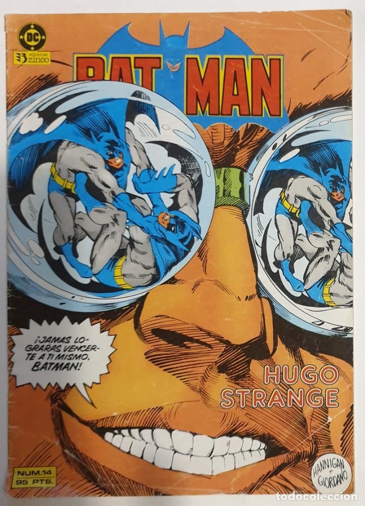 Cómics: Lote 3 cómics Batman - Foto 3 - 158703894