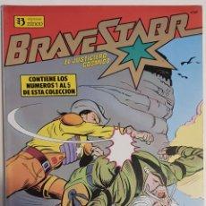 Cómics: BRAVE STARR. EL JUSTICIERO CÓSMICO VOL. 1. Lote 158850137