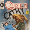 Cómics: LOTE 4 CÓMICS QUESTION. Lote 158859296