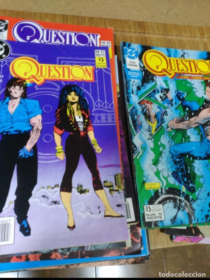Cómics: Question lote de 15 cómics. También sueltos - Foto 3 - 158957950