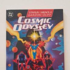 Cómics: DC COMICS - COSMIC ODYSSEY LIBRO CUATRO: DESTINO (JIM STARLIN Y MIKE MIGNOLA) EDICIONES ZINCO. Lote 159045982