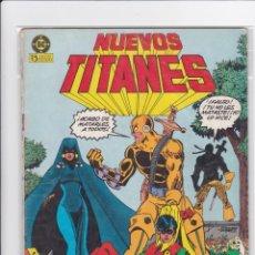 Cómics: NUEVOS TITANES VOL 1 Nº 2 / DC / ZINCO 1984 MUY BUEN ESTADO.. Lote 159217126