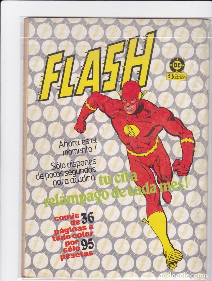 Cómics: NUEVOS TITANES VOL 1 Nº 2 / DC / ZINCO 1984 MUY BUEN ESTADO. - Foto 2 - 159217126