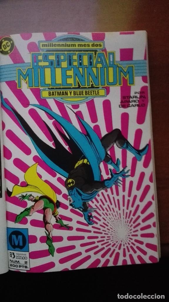 Cómics: Especial MILLENNIUM DC Comics Tomo 1 al 4 Ediciones Zinco - Foto 3 - 159348478