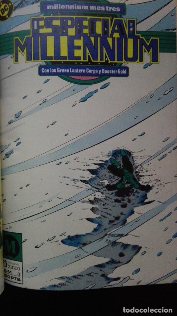 Cómics: Especial MILLENNIUM DC Comics Tomo 1 al 4 Ediciones Zinco - Foto 4 - 159348478