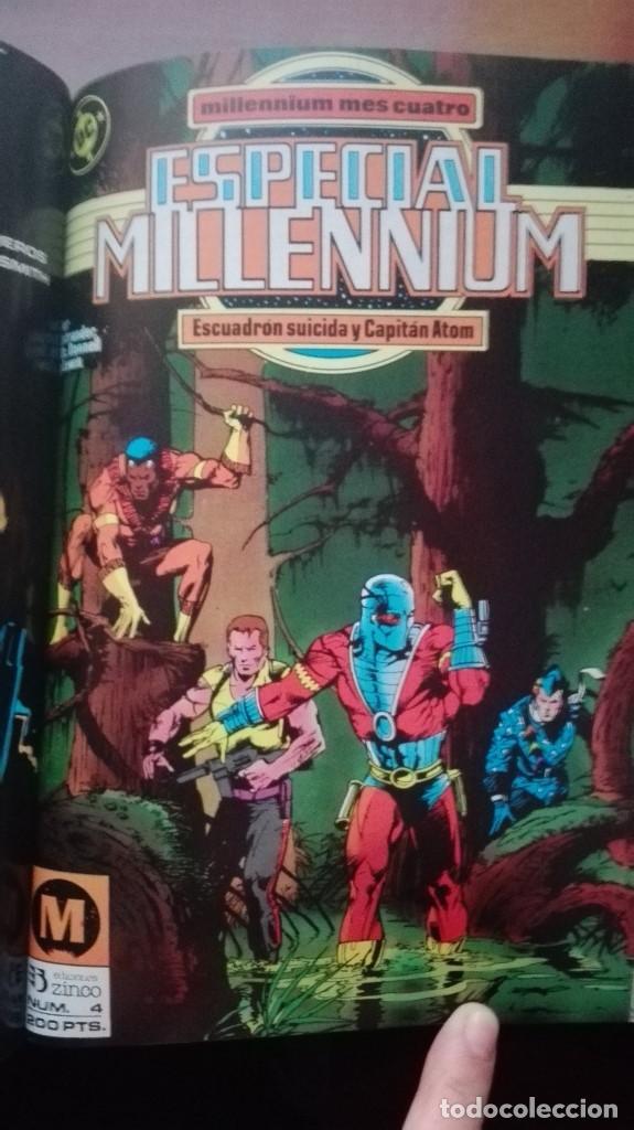 Cómics: Especial MILLENNIUM DC Comics Tomo 1 al 4 Ediciones Zinco - Foto 5 - 159348478