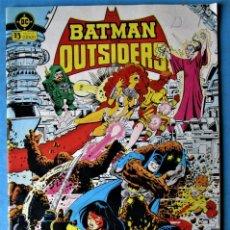 Comics: BATMAN Y LOS OUTSIDERS Nº 4 - EDICIONES ZINCO 1983 . Lote 159594374