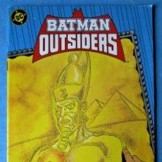 Comics: BATMAN Y LOS OUTSIDERS Nº 13 - EDICIONES ZINCO 1983 ''BUEN ESTADO''. Lote 159594390