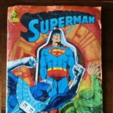 Cómics: 2 SUPERMAN Nº 37-38 ZINCO DC 1984 NUEVO. Lote 159626606