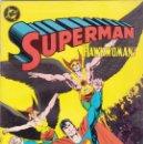 Cómics: SUPERMAN CON HAWKWOMAN NÚMERO 21 COL 2 EDICIONES ZINCO EXCELENTE ESTADO. Lote 159633142