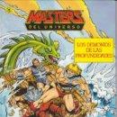 Cómics: MASTERS DEL UNIVERSO LOS DEMONIOS DE LAS PROFUNDIDADES. Lote 159659694