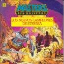 Cómics: MASTERS DEL UNIVERSO LOS NIUEVOS CAMPEONES DE ETERNIA . Lote 159659734