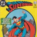 Cómics: SUPERMAN NÚMERO 72 VOL 2 EDITORIAL ZINCO EXCELENTE ESTADO. Lote 159669714