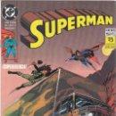 Cómics: SUPERMAN NÚMERO 105, VOL 2 EDITORIAL ZINCO. EXCELENTE ESTADO NUEVO. Lote 159670330
